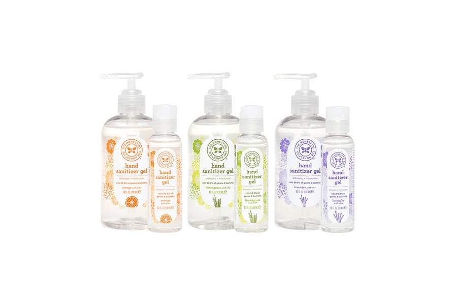 Hand Sanitizer Gel Hand Sanitizer Bath Body Hands