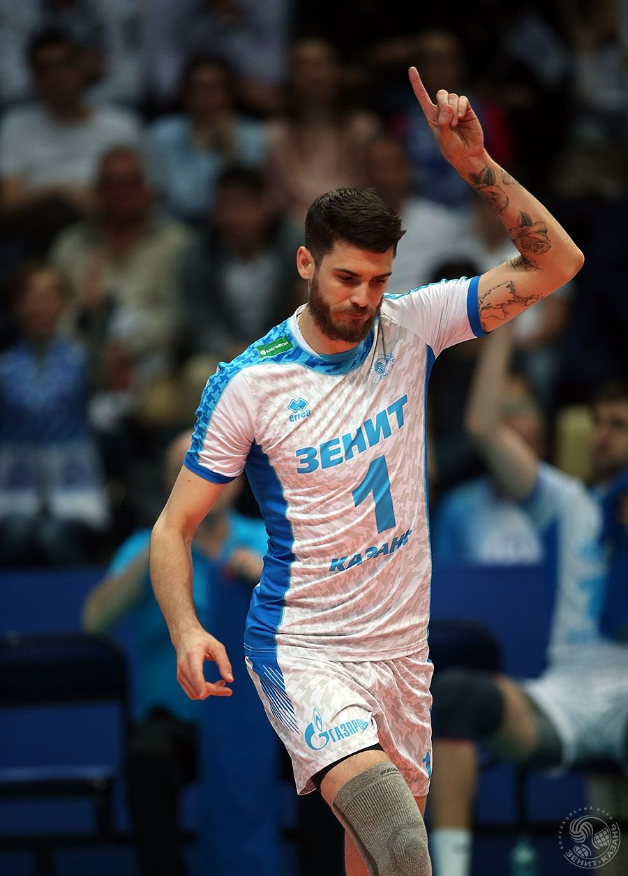 11 05 2017 Finale Campionato Russo Zenit Kazan Dynamo Mosca Volleyball Photography Matt Anderson Volleyball Players