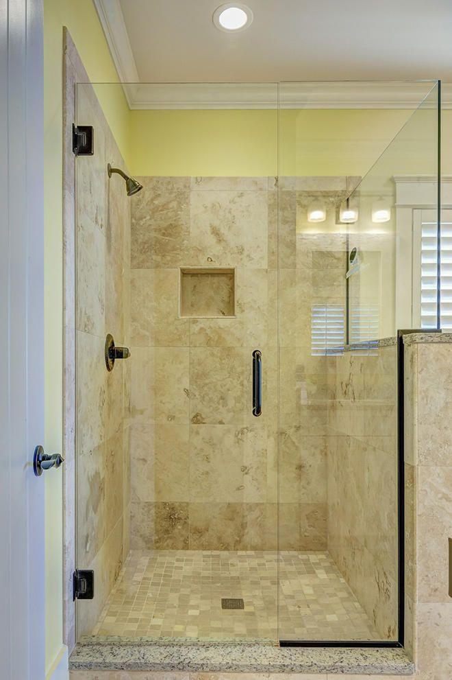 Ebenerdige Dusche einbauen Kleine badezimmer design
