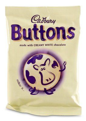 Cadbury Buttons Can Not Cook With Cause Theyre Gone In