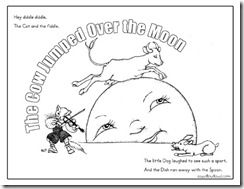 coloring pages goodnight moon - photo#19
