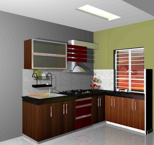 Beautiful Small Kitchen Interior design - Interior Design | Exterior ...