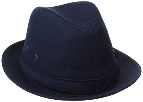 9a35ffd63eff3 Stetson Men s Fedora Linen Hat