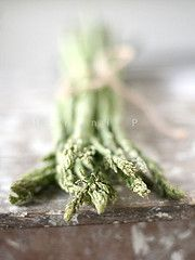 Asparagus - the best we find locally!