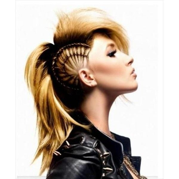 15 Different And Unique Punk Hairstyles For Girls Found On Polyvore
