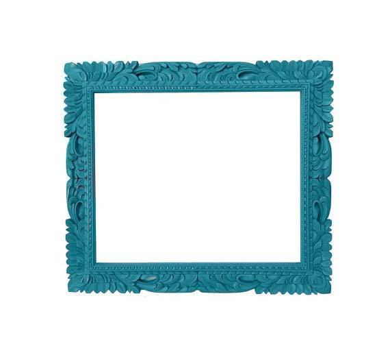 20x24 Shabby Chic Frame, Baroque Frames, Mid Century Frames, Large ...