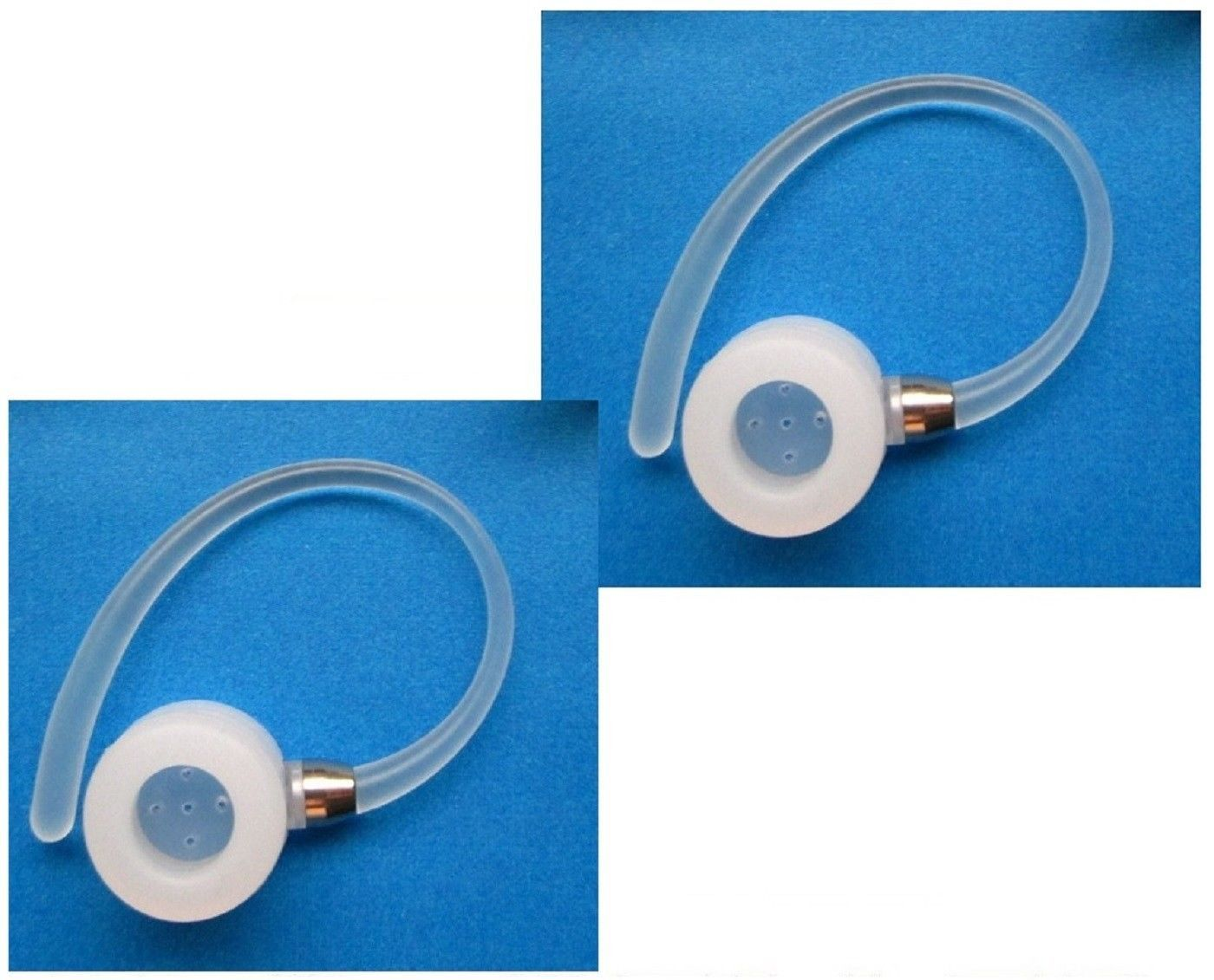 1c0cf957e38 2 Ear Hooks For Motorola Hx550 Hx-550 Bluetooth Headset Loop Hook Clip Ba09