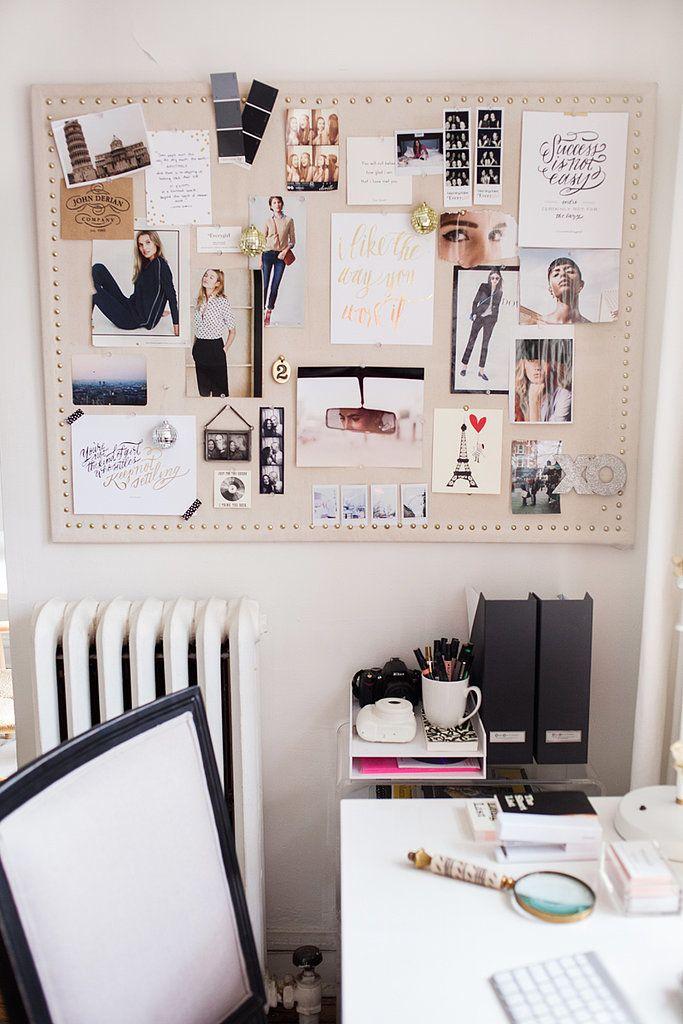 Inside The Everygirl Cofounder S Inspiring Apartment Desk
