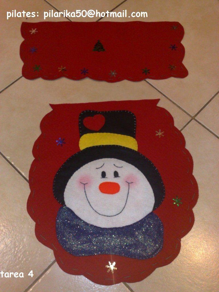 Resultado de imagen para juegos de ba os navide os en - Como hacer motivos navidenos ...
