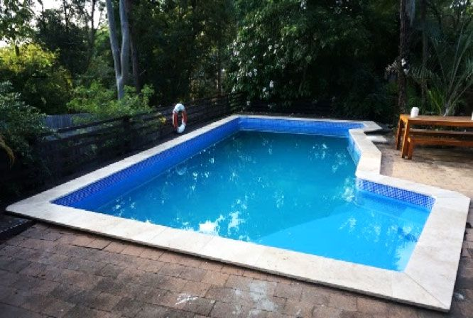 Before And After Diy Pool Resurfacing Project Luxapool