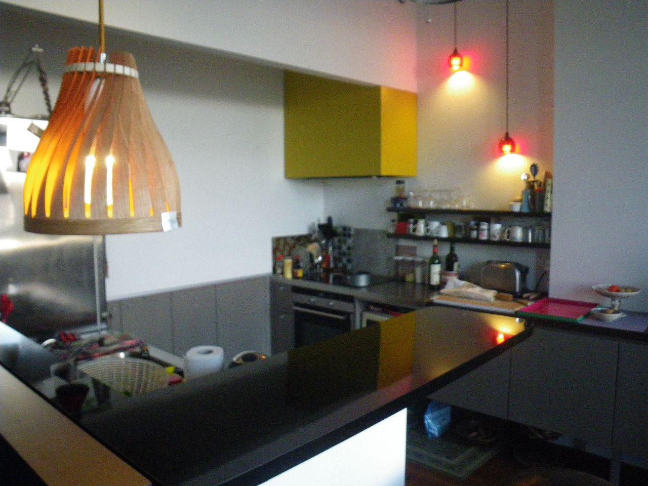 Suspension Plan De Travail Cuisine Volupte S Decoration Maison Luminaires Decoratifs Luminaire
