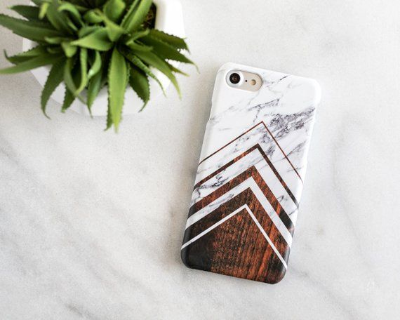 54c4281e3fde5 In Stock Now - New iPhone Xs Case Wood Chevrons, Geometric iPhone Xs ...