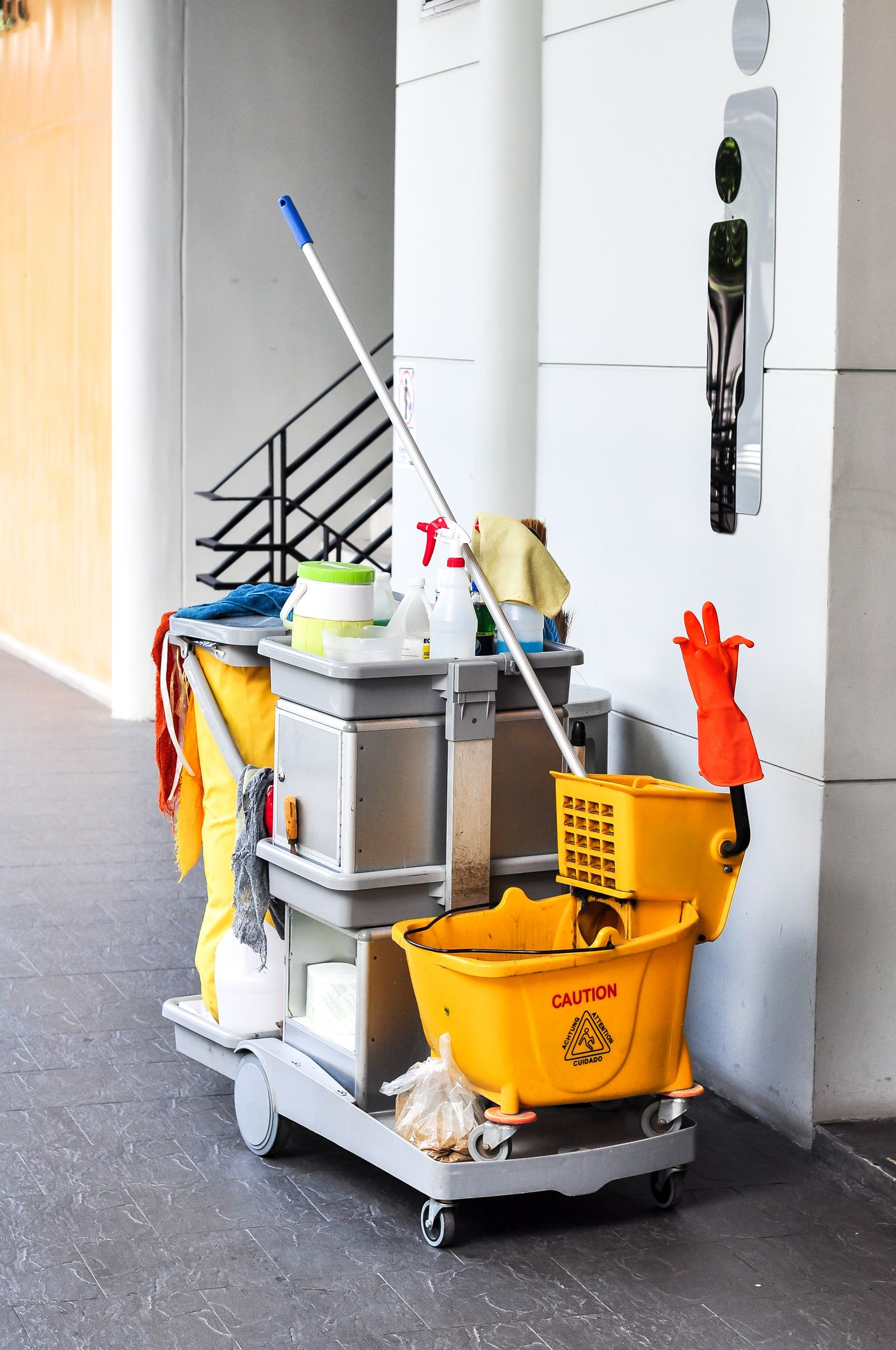 A keen sense of clean offers professional floor care
