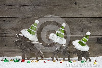 kerst decoratie voor het raam