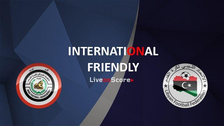 Iraq vs Libya Preview and Prediction Live Stream