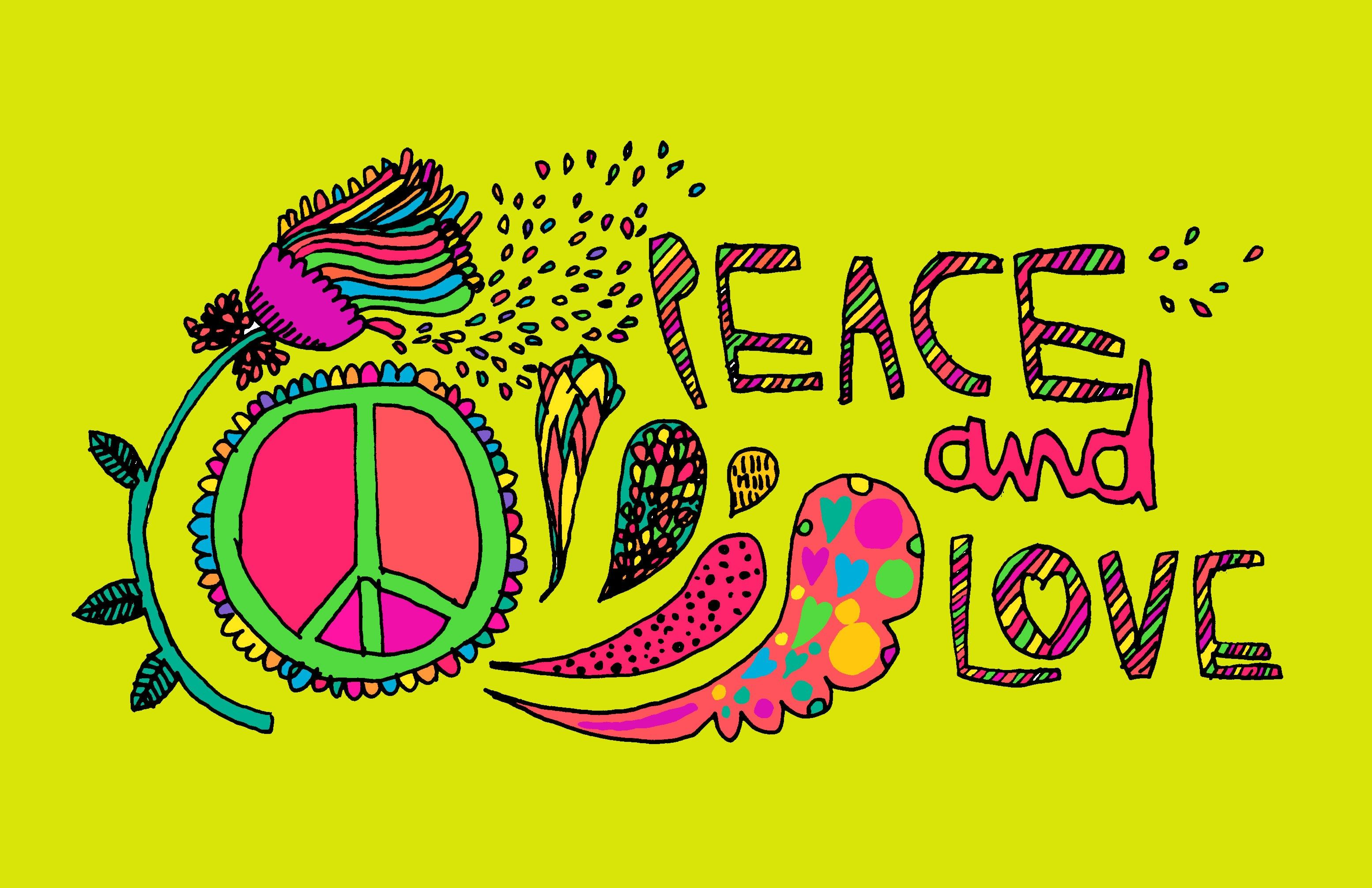 original hippie backgrounds hd images Simbolo de paz