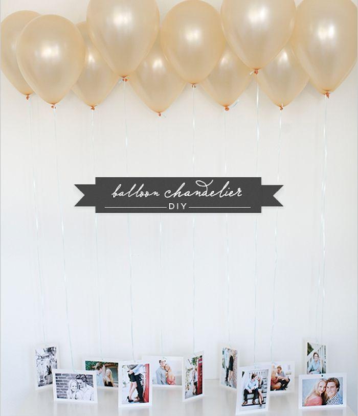 cadeau saint valentin ballon helium