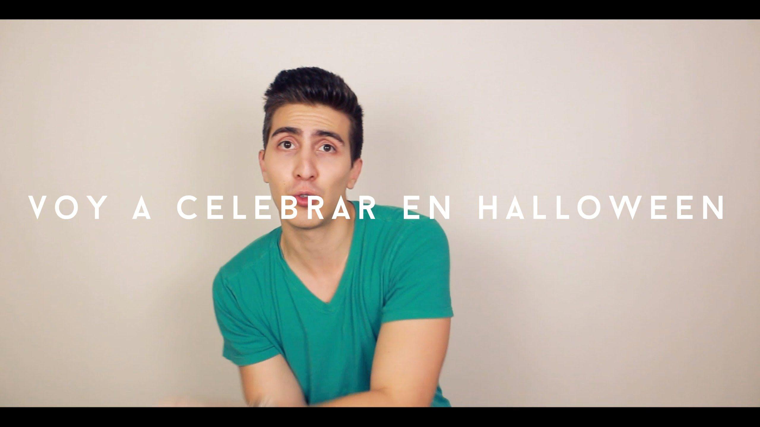Voy a Celebrar en Halloween || Proyecto GTG