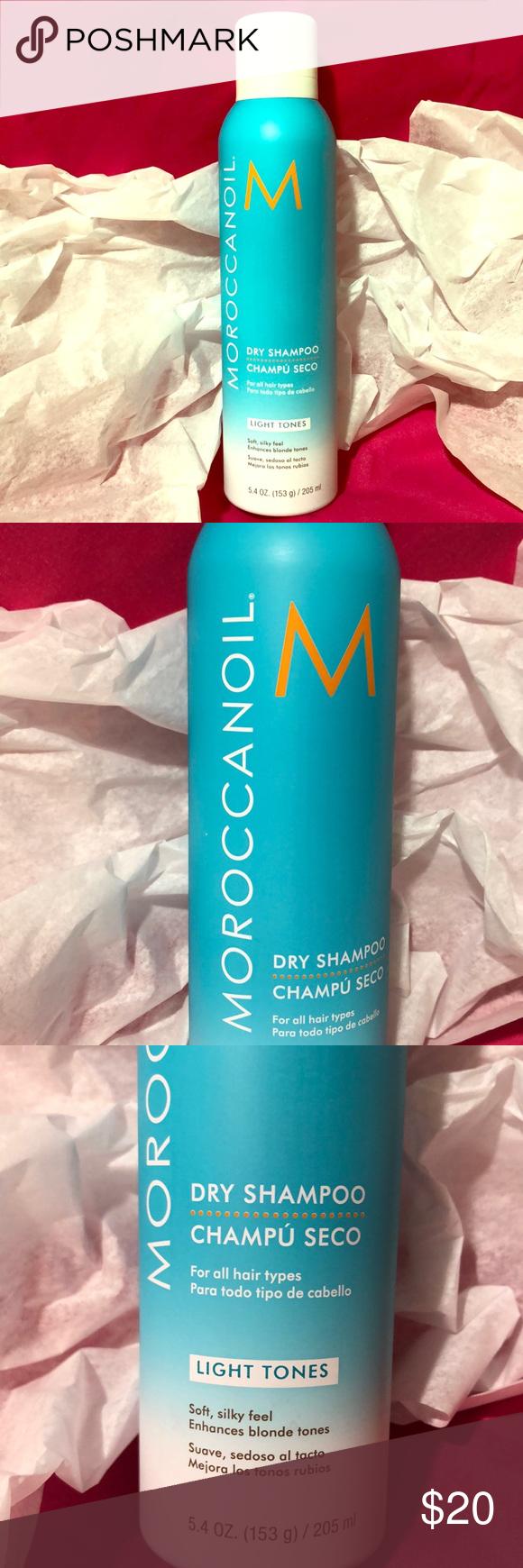 Moroccanoil Dry Shampoo Light Tones Moroccanoil Dry Shampoo Moroccan Oil Dry Shampoo