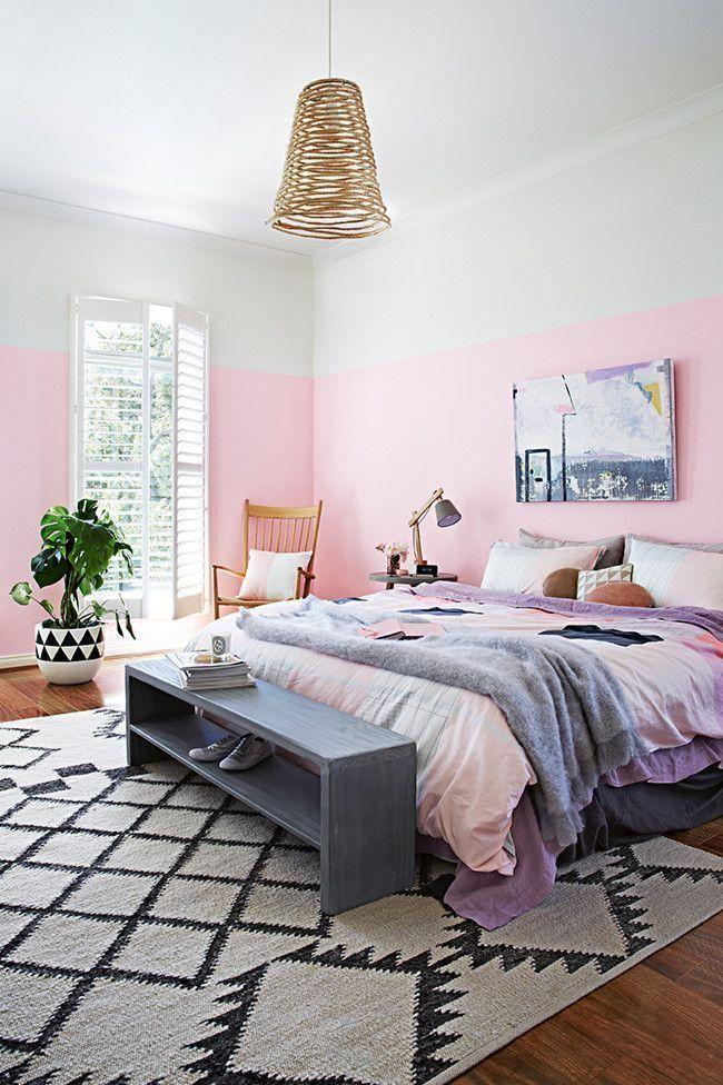 Colores Pastel Para Tus Paredes Decoracion De Interiores Decora Tu Habitacion Decoracion De Paredes Dormitorio