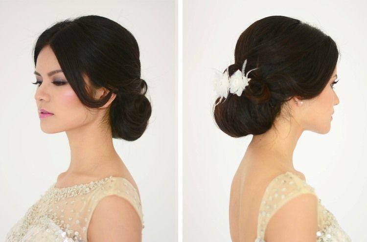 Asian Wedding Hair Styles Google Search