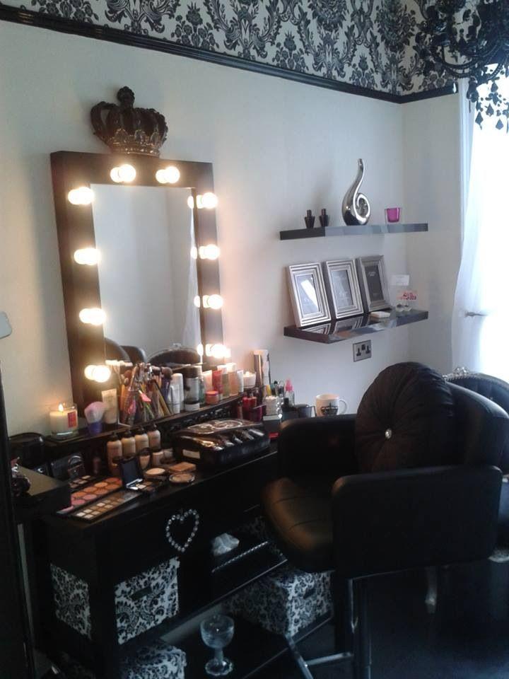 Makeup Studio Office Ideas Makeup Studio Beauty Room Home Studio