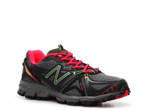 New Balance 610 Lightweight Trail Running Shoe @Kelly Teske Goldsworthy Guy