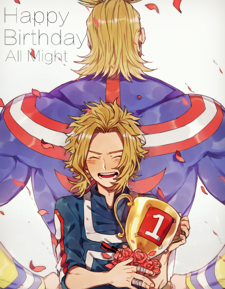 (My Hero Academia) All Might