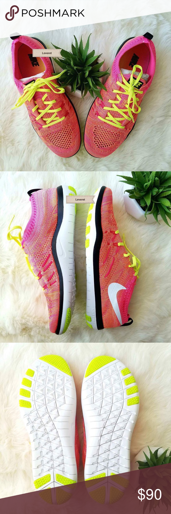 dccb7f563c152 8) NIKE WOMEN S Free TR Focus FK OC 100% Authentic New in Box NO LID ...
