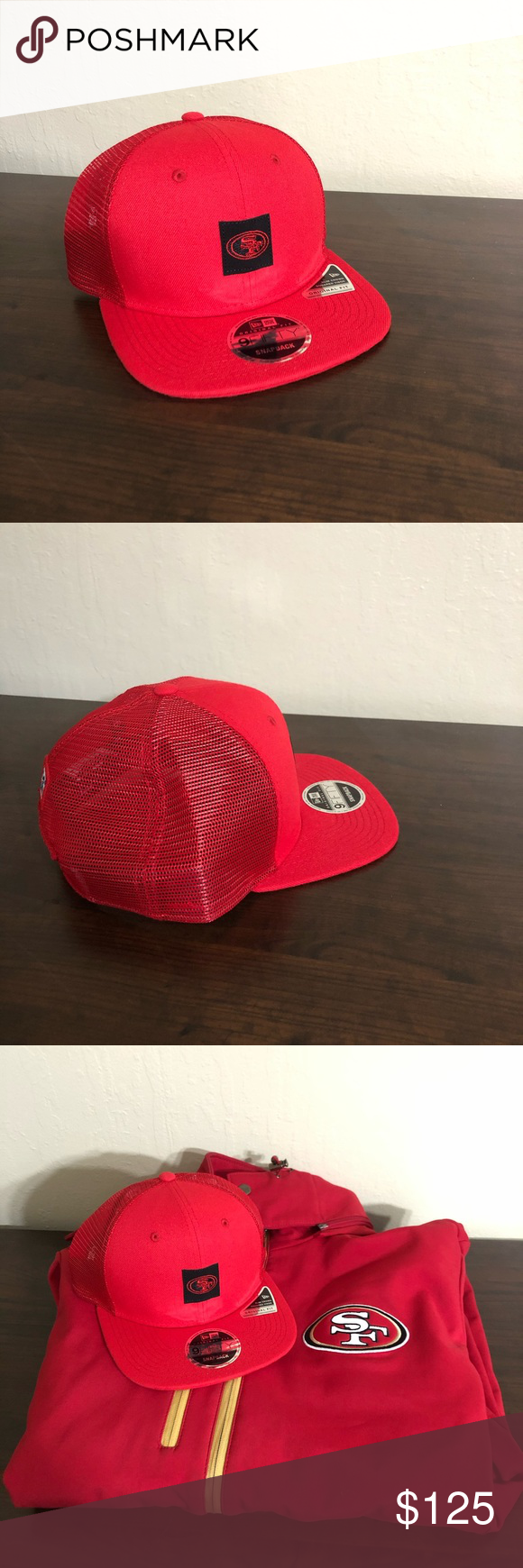 kyle shanahan hat red