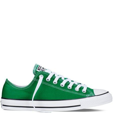 meet 37b92 d0104 Converse Chuck Taylor All Star Lo (Mens 7 Womens 9, Amazon Green)