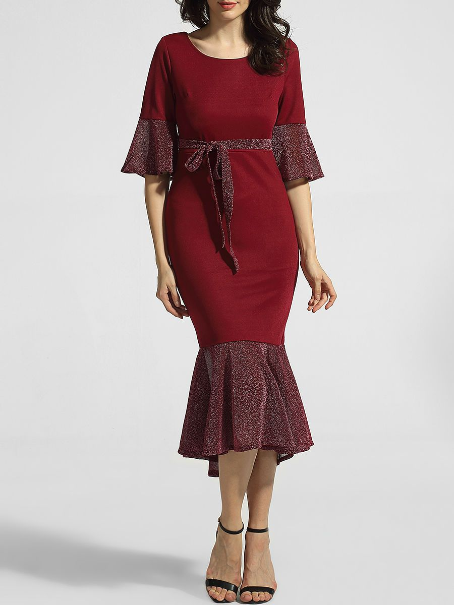 Keep it poppinu olive green velvet clutch patchwork maxi dresses