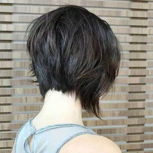 20 Trendy Inverted Bob Frisuren Hair Pinterest Bobs Hair