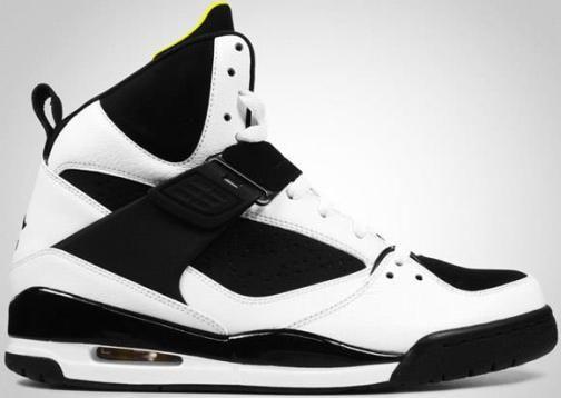 buy online 21832 750e0 Air Jordan Flight 45 High white black