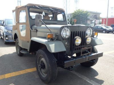 Chrysler Jeep 1986 Mitsubishi Jeep J59 Will Ys 2 0 4x4 Soft Top On Off Road Only 21000 Miles 4 X 4 Petrol Army Greenchrysler Je Jeep Chrysler Jeep Mitsubishi
