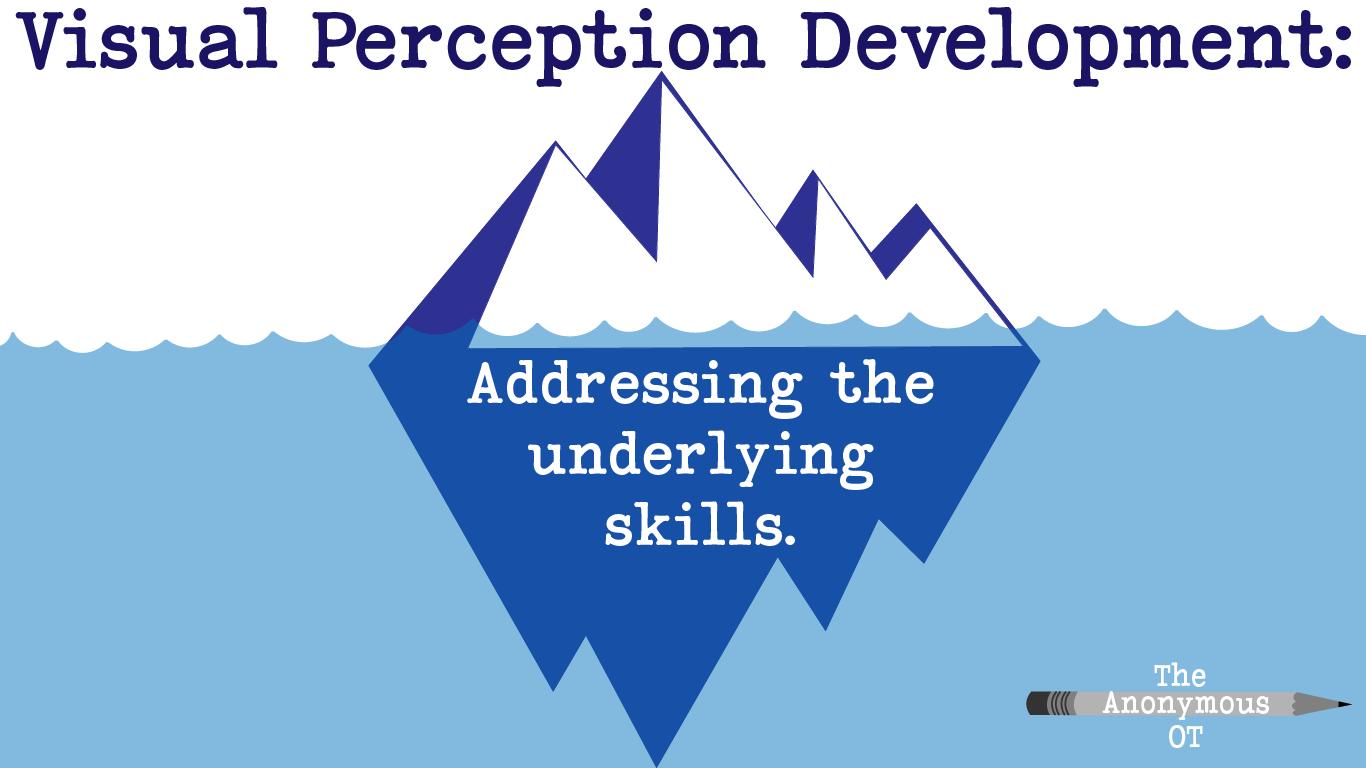 Visual Perception Development Addressing The Underlying