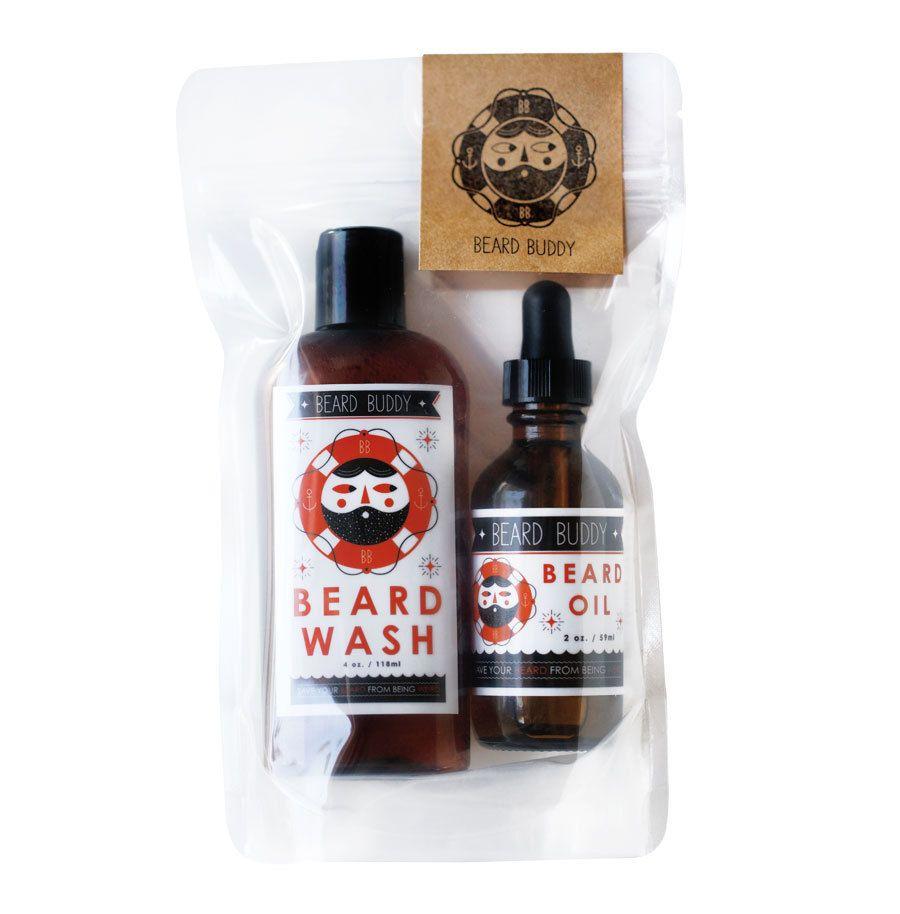 bEARD bUDDY sTARTER pACK Oil wash, Beard wash, Organic