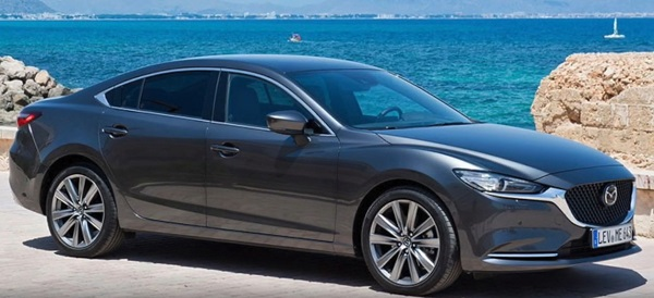 Mazda 6 2021. world best car world best car in 2020