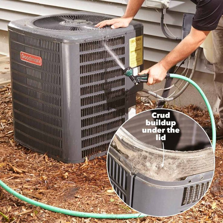 How to Fix an Air Conditioner Conditioner