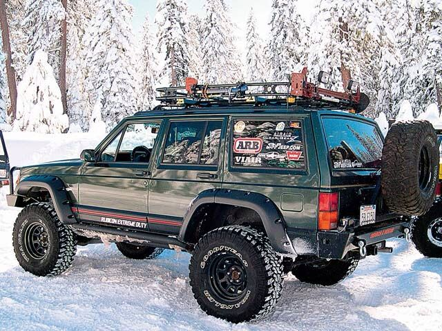 jeep xj pinterest. Black Bedroom Furniture Sets. Home Design Ideas