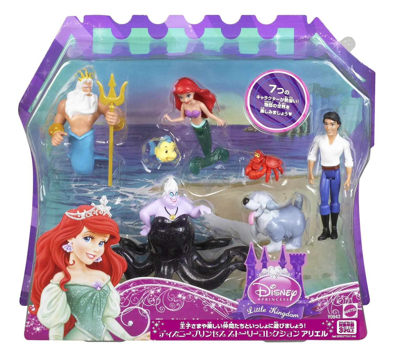 Amazon disney princess the little mermaid story set toys amazon disney princess the little mermaid story set toys games geotapseo Images