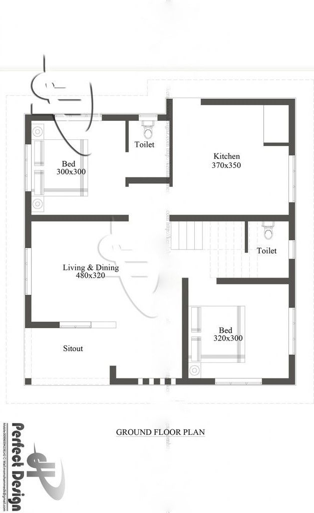 House Plans Below 800 Sq Ft 2021