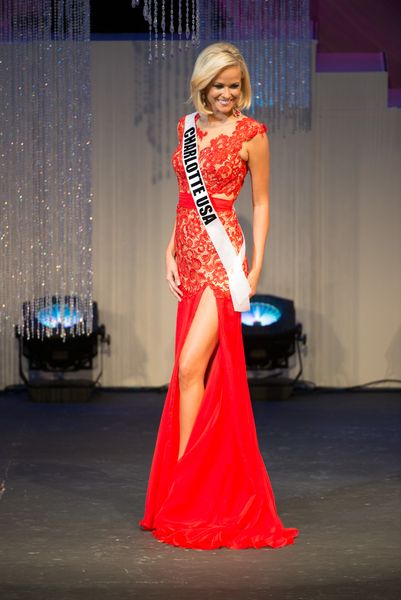 Christina Cooper at Miss North Carolina USA   Gowns   Pinterest ...