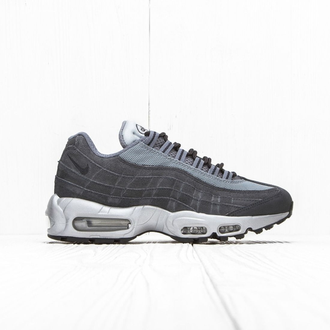 21029b93126b Nike Nike Air Max 95 Prm Wolf Grey Cool Grey Black Anthracite 538416 002 8.5  Us Size 8.5  286 - Grailed
