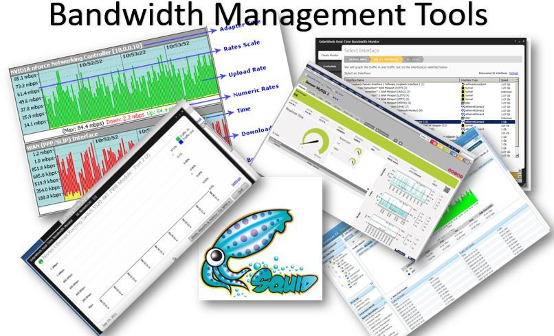 Easily Monitor Your Bandwidth with these free/open source - open source spreadsheet