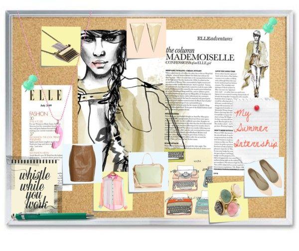 Fashion Beauty Internships: Editorial Layout, Photography