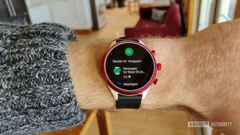 RIP Hangouts for Wear OS wearables How to wear, Fun