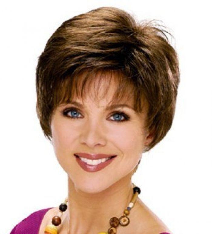 Short Hairstyles For Women Over 50 Hair Cuts Pinterest Short