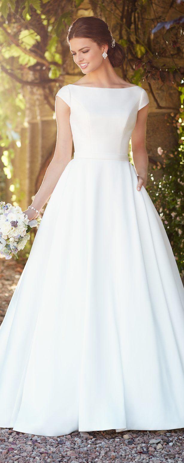 Simple off the shoulder wedding dresses  Simple Wedding Dresses Inspired By Meghan Markle u Part   wedding