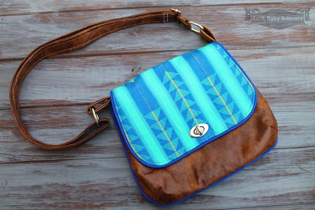 FREE The Lilac Mini Messenger - PDF Sewing Pattern - https ...